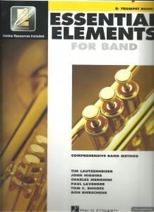 Essential Elements for Band 001